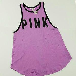 Pink Victoria's Secret tank top NWT